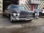 1959 cadillac Cadillac Fleetwood LEATHER
