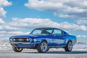 1967 Ford Mustang 22800 miles