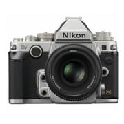 Nikon - Dƒ DSLR Camera with AF-S NIKKOR